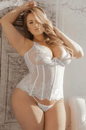 Seems, will Sexy nude bridal lingerie