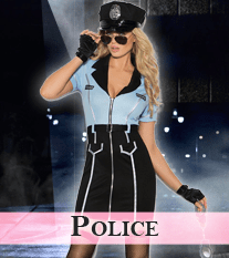Police & Cop Costumes