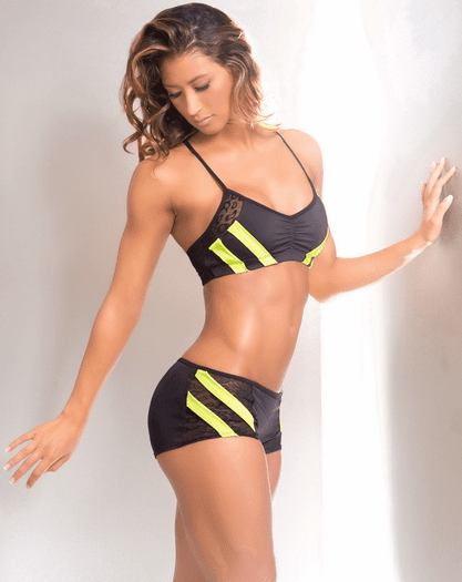Power Hold Sexy Top