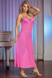 Pretty in Pink Gown Set