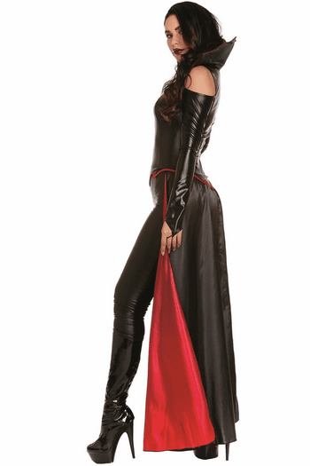 Princess of Darkness Vampire Costume