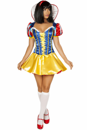Pure As Snow Costume