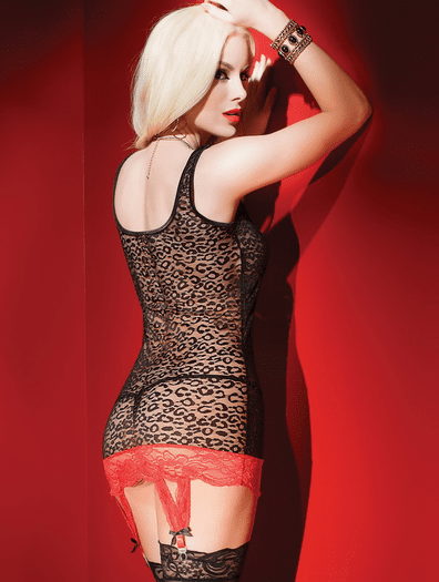Purrfect For Tonight Chemise