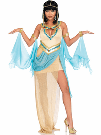 Queen Cleopatra Nile Costume