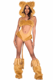 Queen Of The Jungle Lion Costume
