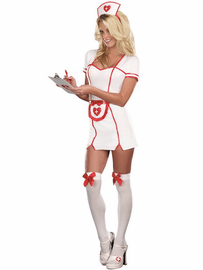 Really Naughty Nurse Costume
