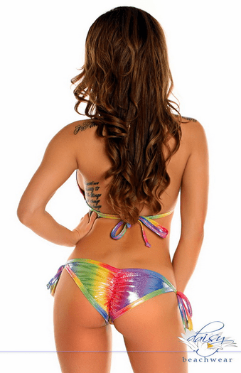 Rainbows Seduction Sexy 2 PC Bikini Set
