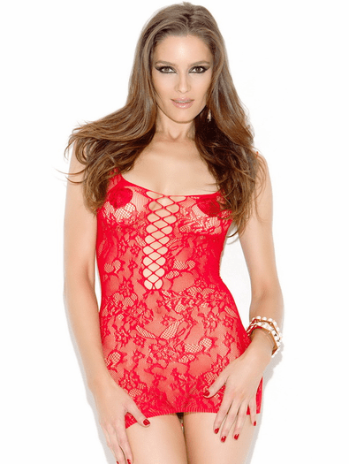 Rebel Rose Sexy Chemise