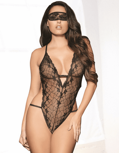 Red Diamond Blind Ambition Teddy