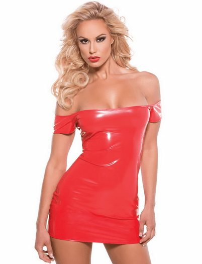 Red Hot Sexy Dress