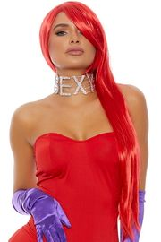 Red Hot Wig