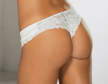 Refreshing Mint Lace Panty