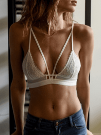 Romantic Lace Bralette
