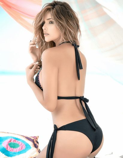 Sea Seduction Swim Top & Bottom Set