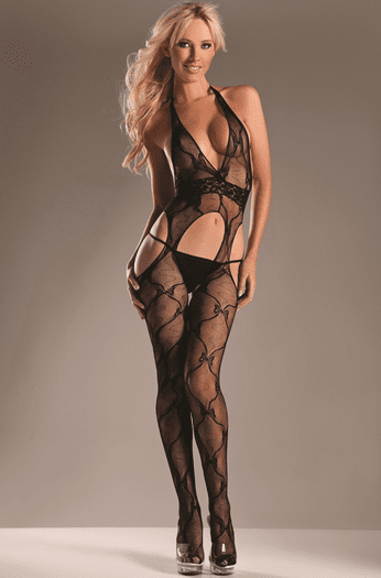 Sensual Seduction Sexy Bodystocking