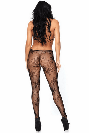 Sensual Sheer Bodystocking