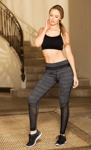 Set The Standard Yoga Pants