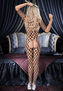 Sexual Desires Crotchless Bodystocking