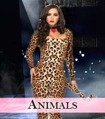 Sexy Animal Costumes