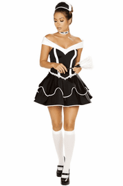 Y Chamber Maid Costume