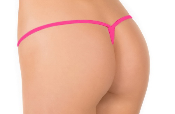 Sexy Low Rise Lycra G-String