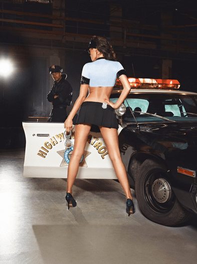 Sexy & Revealing Police Officer Costume