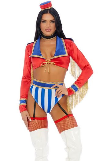 Put a Ring On It Ringleader Costume