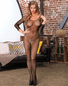 Sexy & Sinful Crotchless Bodystocking