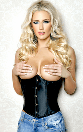 She's Too Sexy Underbust Corset