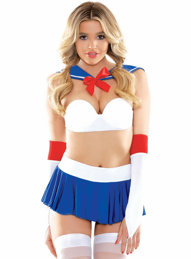 Shipwreck Honey Bedroom Sailor Costume