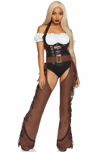 Shoot 'Em Up Cowgirl Costume