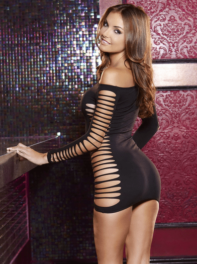 Single Lady Mini Dress