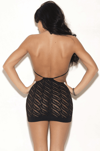 Slow Motion Cut Out Chemise