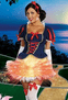 Snow White Light Bright Costume