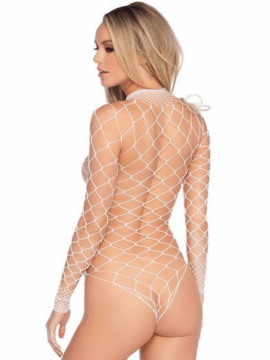 So In Love Fence Net Teddy