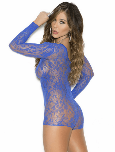 So In Love Lace Teddy