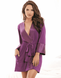Soft & Simple Sexy Robe