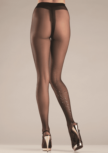 Sparkle Explosion Sheer Pantyhose