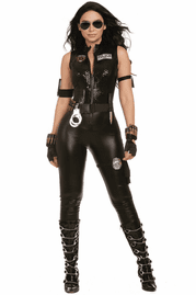 Special Ops Sexy Cop Costume