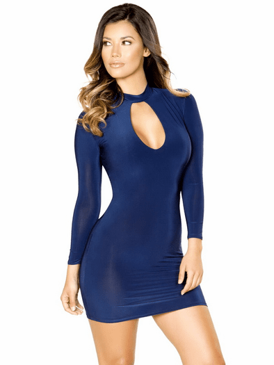 Stand By You Sexy Mini Dress
