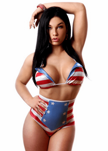 Star Spangled Sexy Sailor Short