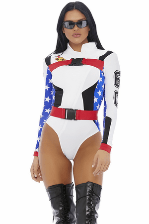 Step On It Racer Costume