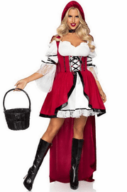Storybook Red Riding Hood Costume