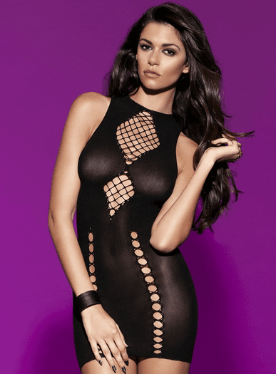 Straight Up Hauty Sexy Chemise