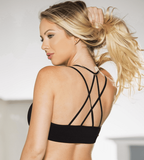 Strappy Fun Bralette