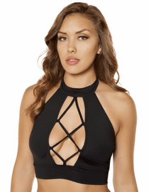 Strappy Sexy Crop Top