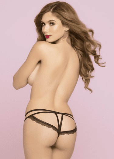 Strappy Simply Chic Sexy Thong