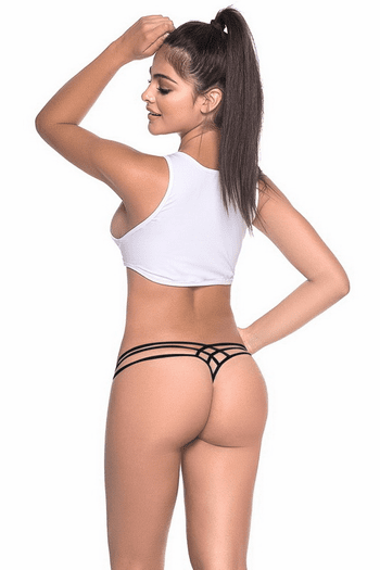 Strappy Thong
