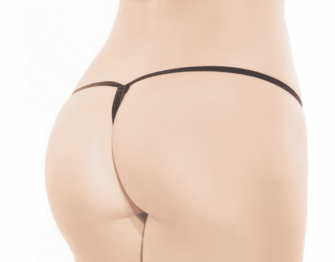 Stretch Lace G-String Thong
