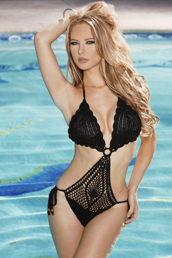 Summer Love Crochet Monokini